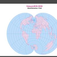 Weltkarte, Karte Welt Vektor, Vektorkarte Welt, Polykonisch