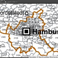 Deutschland Postleitzahlen PLZ-5 Vektorkarte 5-stellig (2017), Karte PLZ Deutschland, Vektorkarte PLZ Deutschland, Karte Postleitzahlen Deutschland, Postleitzahlenkarte Deutschland
