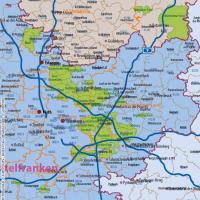 Bayern Vektorkarte Gemeinden Landkreise Postleitzahlen PLZ-5 Regierungsbezirke Autobahnen, Karte Bayern Gemeinden, Gemeindekarte Bayern, Karte Bayern Landkreise, Karte Bayern Postleitzahlen, PLZ-Karte Bayern, PLZ-5-Karte Bayern, AI, download, editierbar